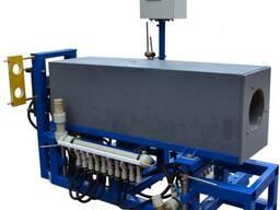 Индукционная нагревательная установка