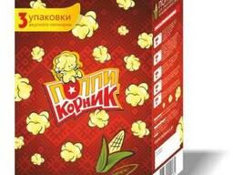 Ищем дистрибьюторов попкорна для микроволновых печей
