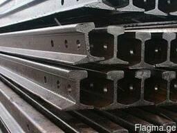 Использованный рельс r50-r65 sco used rail r50-r65
