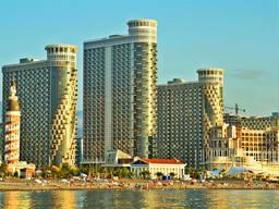 Купить квартиру в батуми возле моря, Орби. Orbi tower