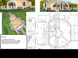 Купольные дома из пенаполистирола за 3-5 месяцев