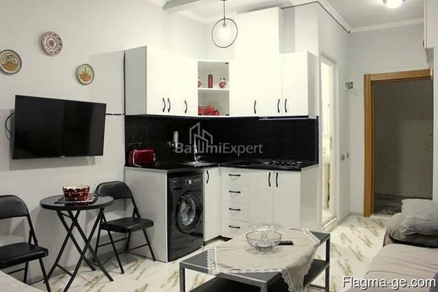 Квартира 29 м² - улица Еквтиме Такаишвили, Батуми
