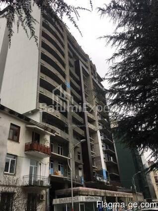 Квартира 39 м² - тупик Вахтанга Горгасали, Батуми