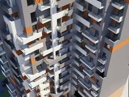 Квартира в новостройке в 250 м от моря - фото 2