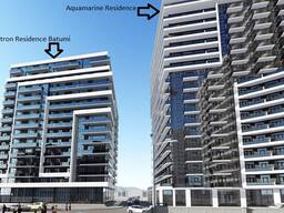 Новая квартира в доме у моря 83, 1 кв. м. , Батуми