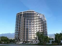 Квартиры с видом на море от $540 кв. м