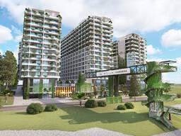 Квартиры в жилом и гостиничном комплексе в Батуми