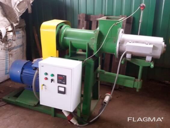 Пресс для пр-ва топливных брикетов 400 кг/час