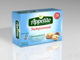 """Appetito"" Margarine All-purpose 72%r"