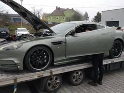 Maserati / Aston Martin
