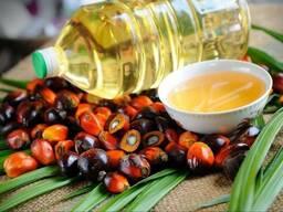 Масло пальмовое RBD