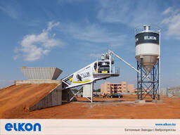 Мобильные бетонные заводы ELKO-30-150 м³/ч