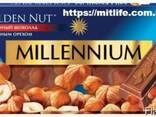 Молочный Шоколад Millennium с орехом Nut - фото 3