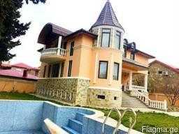 Мы арендуем частный дом около пасолство америки
