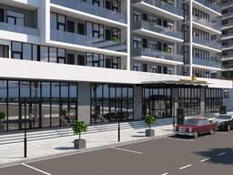 Новая квартира в доме у моря 34, 9 кв. м. , Батуми