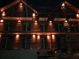 Отель на перевале Годердзи Грузия