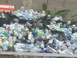 Pet бутылки, отходы