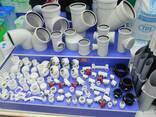 ПП, ПВХ, ПЭ Трубы, фитинги и другие пластмассовые изделия - фото 2
