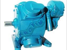 Пневмодвигатели П8-12, П12-12, П13-16, П16-25, ДАР-14, ДАР-3