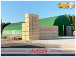 Полигональные металлические здания/ ангары - фото 1