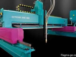 Портальные машины термической резки SATO GmbH Satronik EHD