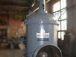 Предлагаем задвижки клиновые Ду 300-2400 мм в Грузии