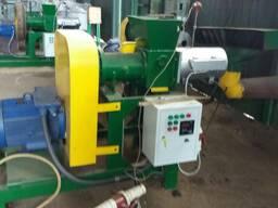 Пресс для пр-ва топливных брикетов 400 кг/час - фото 2
