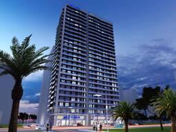 Продается 2 комнатная квартира 55кв. м в Батуми