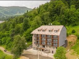 Продается новопостроенная гостиница в Бакуриани