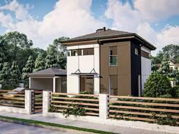 Продается новый коттедж 97 кв. м. в Батуми, Чакви