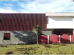 Продается земельный участок в Кобулети с производственным ко