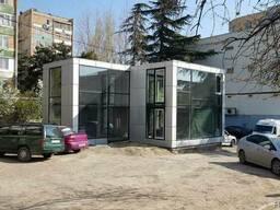 Продам коммерческое помещение с землей в собственности