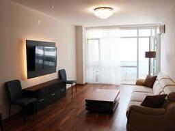 Продаётся 3-х комнатная квартира с видом на море, в Батуми. ЖК MegaPalace