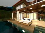 Продаётся VIP вилла с видовым бассейном в пригороде Батуми - фото 1