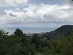 Продаётся земля вид на море в Гонио, 55$ за кв.