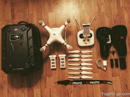 Продаю дрон Dji phantom 3 advenca