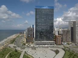 Продаются 2-х комнатные апартаменты в ORBI Beach Tower, в Батуми. Вида на море и парк