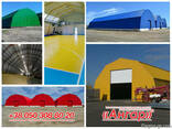 Продажа быстромонтируемых зданий из металла, ангаров ширина - фото 2