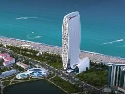Продажа квартира с панорамным видом на море и город