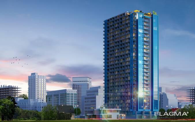 Продажа квартир на новом бульваре Батуми