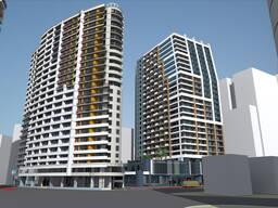 Продаются квартири от 36.6 квм у моря