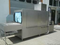 Промышленная мойка для ящиков и палет Hobart UWX - A Б/У