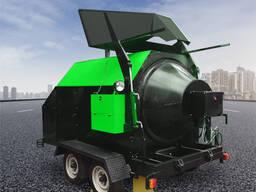 Рециклер асфальтобетона (мини-асфальтный завод) RA-800