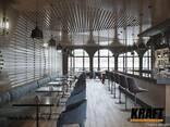 Дизайнерские подвесные потолки KRAFT от производителя - photo 6