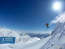 Сдаем апартаменты на горнолыжных курортах Грузии