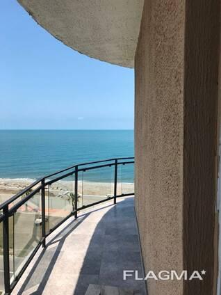 Сдается квартира панорамным видом на море.