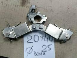 Щеткодержатель ДДПр2 20х40