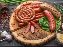 Сосиски и Колбаски на Экспорт