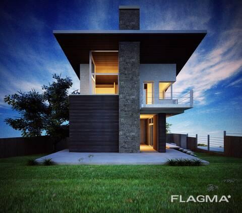 дом из бетона купить