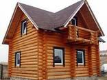 Строительство деревянных домов срубов - фото 2